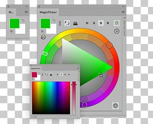 Color Picker Graphic Design Computer Program PNG