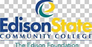 Edison State Community College Edison Drive Organization Logo PNG