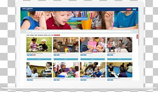 Web Page Advertising Recreation Learning PNG
