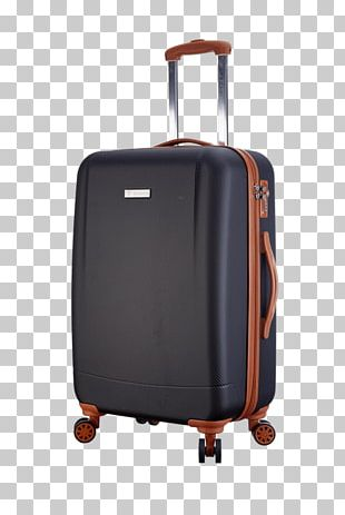Hand Luggage Luggage Lock Baggage Suitcase PNG