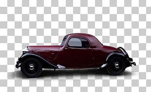 Vintage Car Model Car Automotive Design Mid-size Car PNG