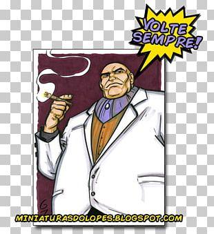 Comics Kingpin Cartoon Human Behavior PNG