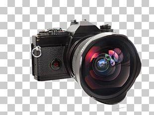 Digital SLR Photographic Film Camera Lens Photography Single-lens Reflex Camera PNG