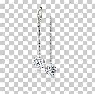 Earring Charms & Pendants Silver Necklace Body Jewellery PNG