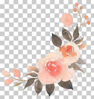 Flower Bouquet Garden Roses Floral Design PNG