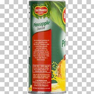 Juice Pineapple Del Monte Foods Jus D'ananas PNG