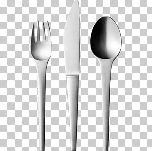 Knife Cutlery Tableware Fork Spork PNG