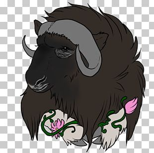 Domestic Yak Cattle Ox Horse Sheep PNG