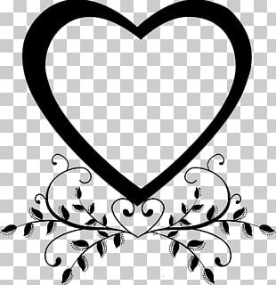 Heart Photography Symbol PNG