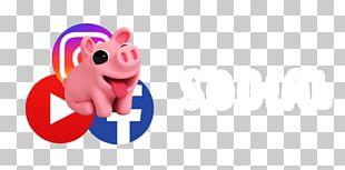 Sticker Pig Facebook Messenger PNG