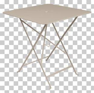 Fermob Bistro Folding Table Fermob Bistro Folding Table Folding Tables Chair PNG
