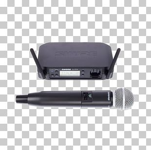 Shure SM58 Microphone Shure SM57 Shure Beta 58A Wireless PNG