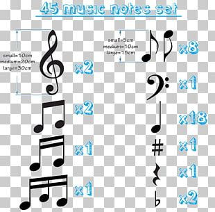 Musical Note Musical Theatre Clef Drawing PNG