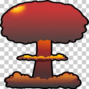 Nuclear Explosion Nuclear Weapon Mushroom Cloud PNG