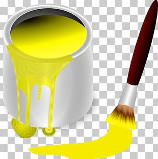 Paintbrush Painting PNG