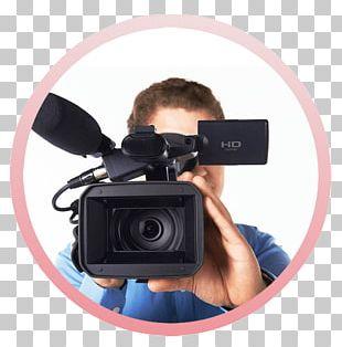 Digital SLR Videographer Camera Lens Photographic Film Cinematographer PNG