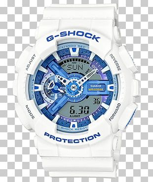 Master Of G G-Shock GA110 Watch Casio PNG
