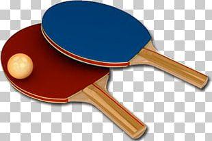 Ping Pong Bats PNG