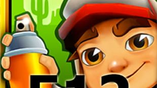 Subway Surfers The Technomancer Monster Speed TriPeaks Solitaire Challenge Android PNG