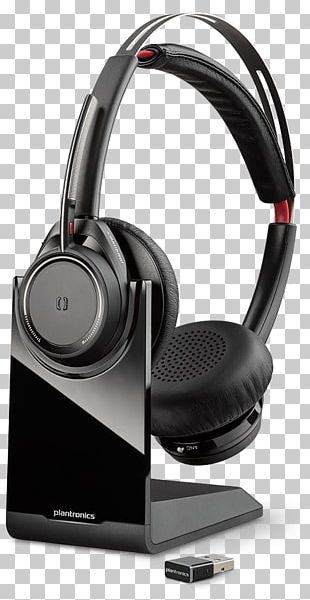 Noise-cancelling Headphones Plantronics Microphone Active Noise Control PNG