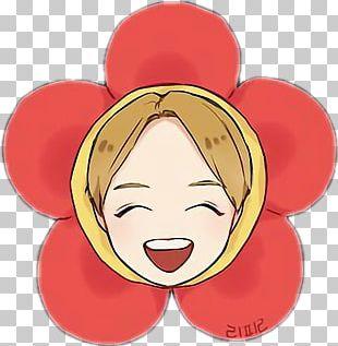 BTS Drawing Fan Art Chibi PNG