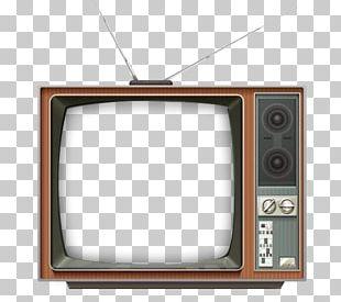 Television Drawing Cartoon PNG