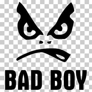 Decal Bad Boy Sticker Mixed Martial Arts Car PNG