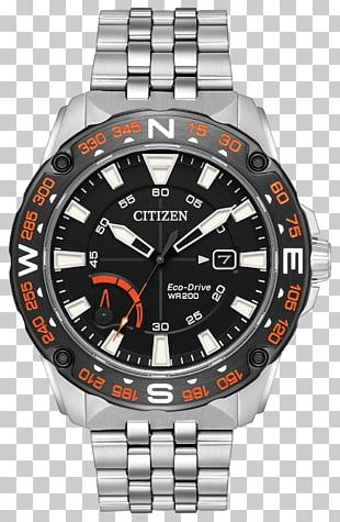 Eco-Drive Citizen Holdings Watch Stainless Steel Jewellery PNG