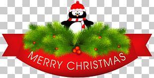 Penguin A Maigret Christmas PNG