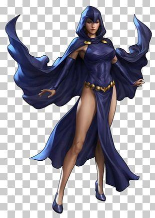 Raven Starfire Robin Cyborg Arella PNG