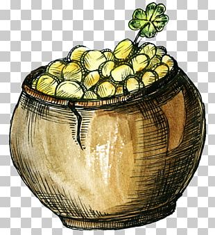 Pot Of Gold PNG