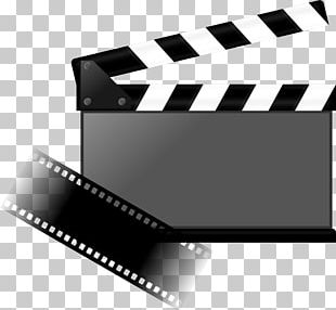 Clapperboard Film Movie Camera PNG