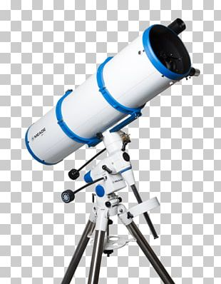 Reflecting Telescope Meade Instruments Equatorial Mount Newtonian Telescope PNG