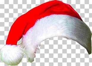 Santa Claus Bonnet Christmas Photography PNG