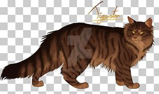 Warriors Cat Tigerstar The Rise Of Scourge PNG