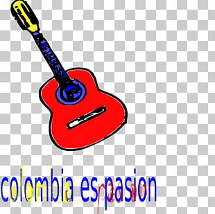 Colombia String Instrument Accessory Product Logo PNG