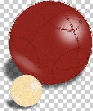 Bowling Balls Bocce Game PNG