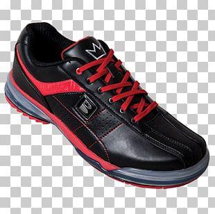 Shoe Red Bowling Blue Black PNG