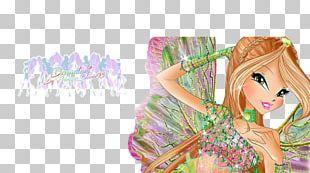 Flora Tecna Musa Animated Film Drawing PNG