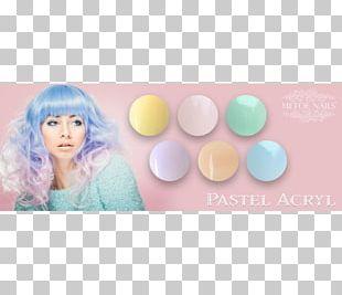 Pastel Color Powder Stock Photography Portrait PNG