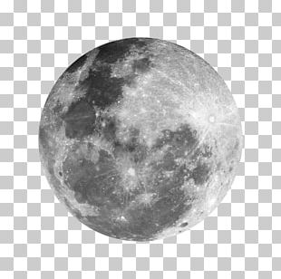 Earth Supermoon Full Moon PNG