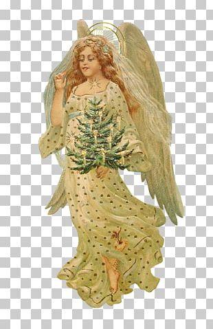 Angel Christmas Ornament Christmas Tree Child PNG