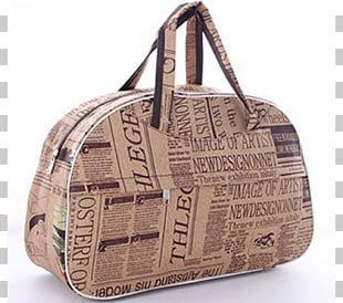 Handbag Duffel Bags Baggage Travel PNG
