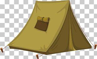Tent T-shirt PNG