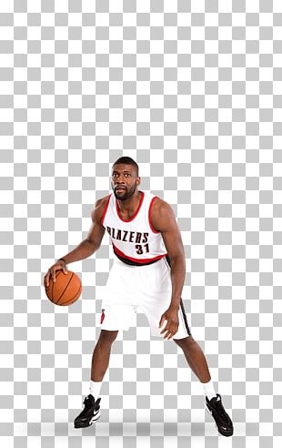 Basketball   Nba Season Portland Trail Blazers Kronozio Shoulder Png