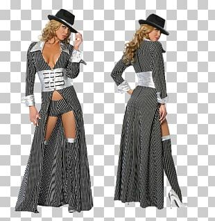 Dress Costume Party Halloween Costume Gangster PNG
