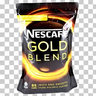 Instant Coffee Nescafé Coffee Bean Kopi O PNG