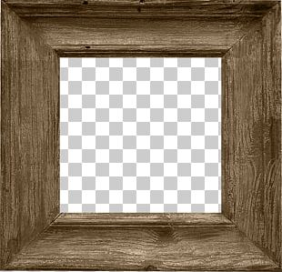 Frame Wood Brown PNG