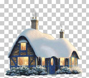 Gingerbread House PNG