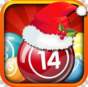 Christmas Ornament Lottery Powerball Santa Claus PNG